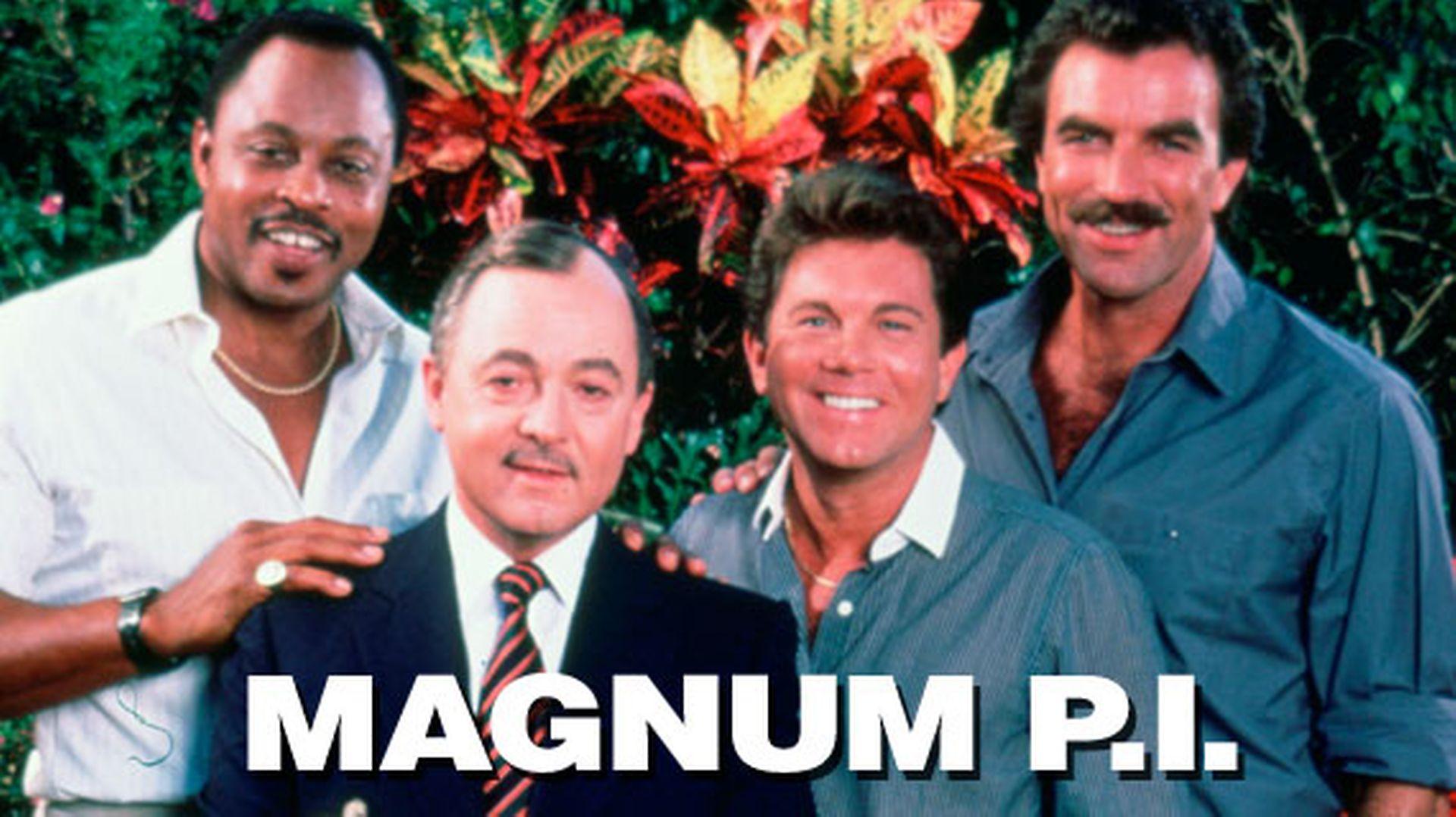 Magnum p i 1980 1988 grade b voice of cinema - Tom selleck shows ...